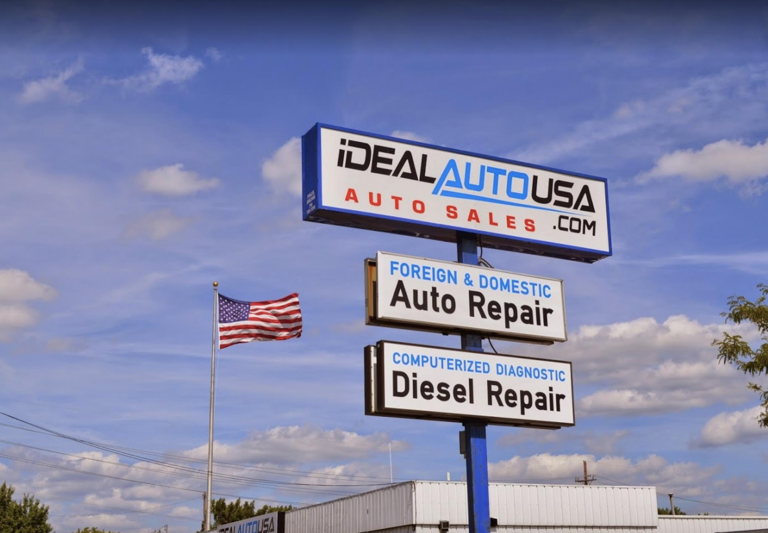 iDeal Auto USA